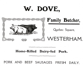Dove the Butcher