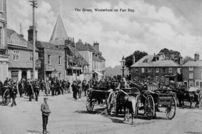 Westerham Green 1907