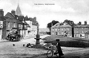 Guided Walk around Westerham - Saxon History