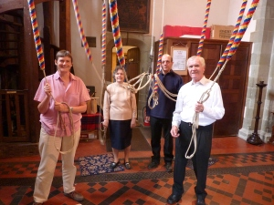 Bell Ringing Open Evening