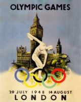Olympics poster 1948