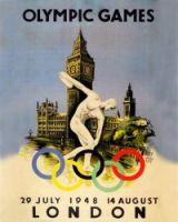Olympics poster 1948