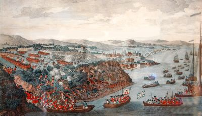 Quebec Battle 1759