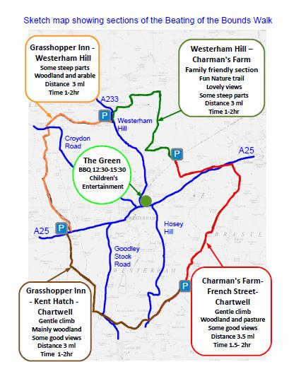 BTB Sketch Map