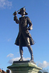 Statue of General Wolfe