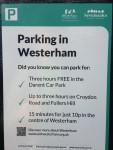 Westerham Parking