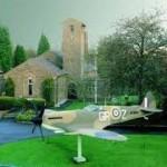 St Georges RAF Chapel