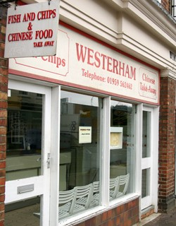Fish & Chips and Chinese Take Away