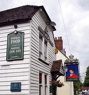 General Wolfe Pub