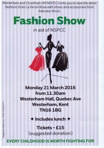 NSPCC Fashion 2016