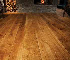 Wood and Stone Floors